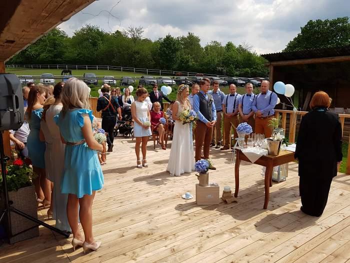 Svatba Františkův dvůr