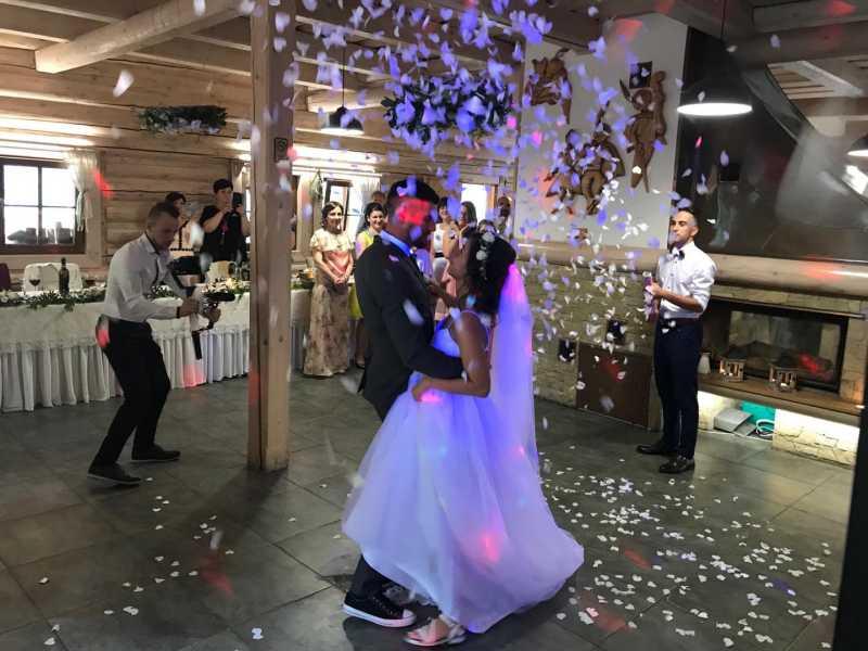 dj palfrig novomanželský tanec