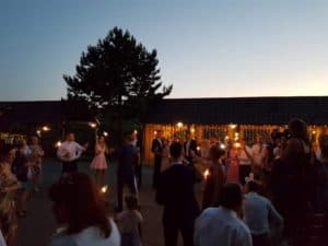 novomanželský tanec vinné sklepy skalák