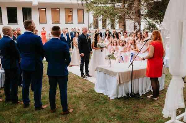 symbolický svatební obřad